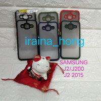 J2 CASE MY CHOICE RING CAMERA SAMSUNG J2/J200/J2 2015 BUMPER HARDCASE