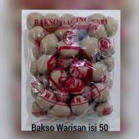 Bakso Sapi Warisan isi 50
