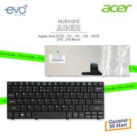 Keyboard Laptop Acer Aspire One 721 722 751 752 753 D722 hitam