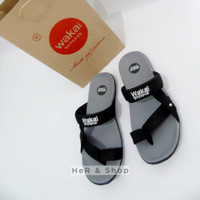 Sandal wakai pria sandal gunung sandal jepit sandal pria
