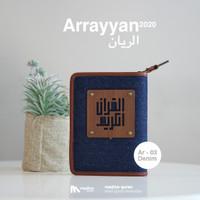 AlQuran A6 Madina Ar-rayyan Best for Man