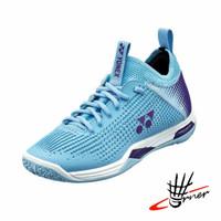 Sepatu Badminton Yonex SHB Eclipsion Z2 Z 2 Ladies Women Light Blue SP