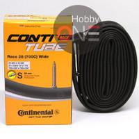 Conti Tube 28 700C WIDE Presta 60mm 700x25-32 Ban Dalam Continental