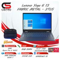 Lenovo Yoga 6 13 2in1 AMD Ryzen 5 4650 RAM 8GB/512GB SSD Vega7 13.3FHD