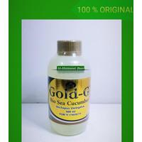 Jelly Gamat sea cucumber gold g 500 ml