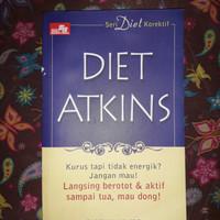 Buku Diet Atkins Pangkalan ide