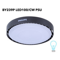 Philips Lampu LED Smart Bright Highbay 97W LED 100 G3 BY239P 6500K