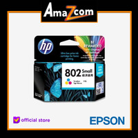HP 802 Small Tri-color Ink Cartridge ( CH562ZZ )