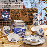HAMPERS OSMANLI DINING SET OF 16