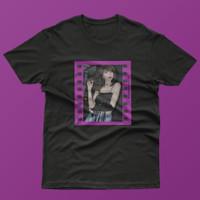 T-Shirt Kaos Lisa lalisa manoban Blackpink Kaos k-pop