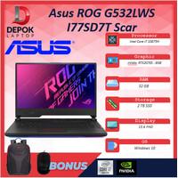 Asus ROG G532LWS I77SD7T Scar i7 10875 32 GB 2 TB SSD RTX2070S 8GB W10