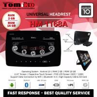Headrest Universal TOMIKO HM 1168A