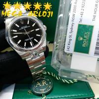 JAM TANGAN COWOK ROLEX OYSTER PERPETUAL 115200 39mm ARF BL BEST CLONE
