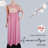 Long Dress Ayana Series Size L Homedress Katun Jepang by Aulia Daster