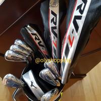 [HOT] Stick Golf Men Full set Mizuno RV 7 (Tanpa Bag)
