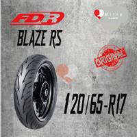 BAN LUAR FDR 120/65-17 BLAZE RS TUBELESS
