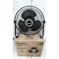 "Cosmos Kipas Angin Meja Besi Desk Fan Mini 9"" 9-PDA 9 Inch 9PDA"