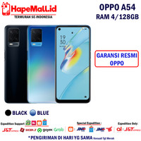 OPPO RENO A54 RAM 4/128GB GARANSI RESMI OPPO INDONESIA TERMURAH