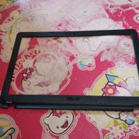 Casing lcd led depan front case laptop asus x541 x541n