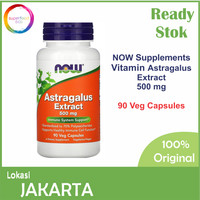 NOW ASTRAGALUS EXTRACT 500 MG 90 VCAPS