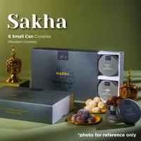 Parsel Ramadan - Sakha Package - Mena Cookies