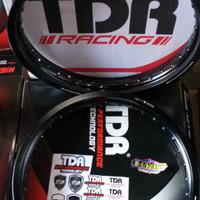 Velg TDR W Shape Set 185/215 ring 17 black