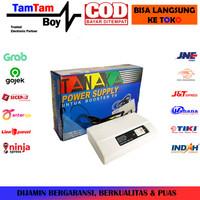 Power Supply PSU Booster TV Bawah Tanaka Penguat Sinyal UHF Analog