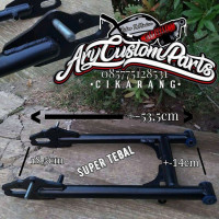 Swing arm custom gl pro Megapro gl100 cb 100