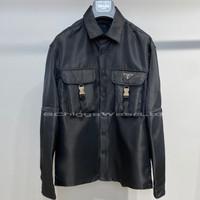 Prada Re-nylon Longsleeve Shirt SS21