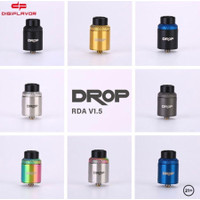 DROP V1.5 RDA BY DIGIFLAVOR 100% AUTHENTIC ATOMIZER V 1.5