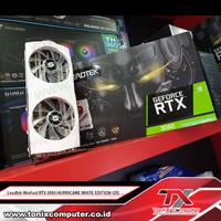 Leadtek WinFast RTX 3060 HURRICANE WHITE EDITION 12G