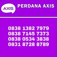 nomor cantik Axis 4g LTE seri ribuan murah