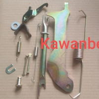 Repair kit setelan rem belakang TRITON PAJERO SPORT