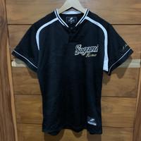 Original Jersey baseball softball sagami tana baju kaos impor jepang
