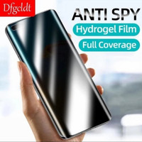 Hydrogel Anti Spy Screen Protector Anti Gores IPhone 4S