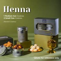 Parsel Ramadan - Henna Package - Mena Cookies