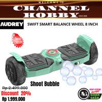 Smart Balance Wheel 8 Inch / Hoverboard Bubble Shoot / Audrey Swift