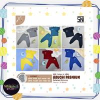 Setelan Piyama Kimono PenPan Pendek Panjang Anak Bayi Premium Aruchi