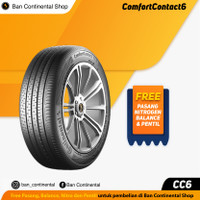 Ban Continental CC6 185/55 15 Ban Mobil Jazz Yaris Swif R15