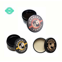 [ORIGINAL] BARBERS POMADE STRONG HOLD| FIRM HOLD| MATTE CLAY 100GR