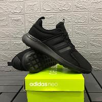 Adidas Lite Racer Full Black Original Bnwb