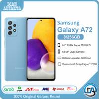 Samsung Galaxy A72 8/256GB & 8/128GB Garansi Resmi