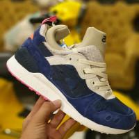 Sepatu Asics Gel lyte III Creame Navybergaransi kualitas harga terbaik - Biru Muda, 40