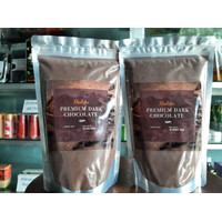 Dark Chocolate Premium Coklat Asli Tanpa Gula Coklat Bubuk Semarang