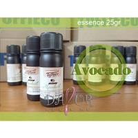 Perisa Toffieco Avocado 25 cc / Esen / Esens / Essence Alpukat