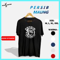 VZ Baju Kaos Distro Pria Wanita Bola Persib Maung Bandung - SP705PMBG