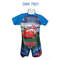 baju renang anak laki laki anak SD usia 6 - 10 tahun - Tayo