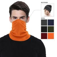 Masker Polar Thermal Multifungsi Bandana Beanie Hat untuk Musim Dingin