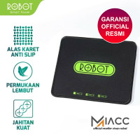 MOUSEPAD ANTI SLIP WITH SOFT SURFACE MOUSE PAD ROBOT RP01 ORIGINAL