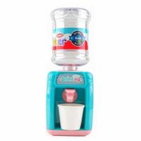 Mini water dispenser mainan dispenser minuman anak nyala keluar